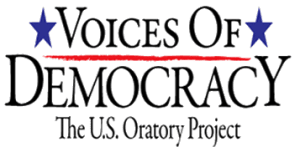 Voices of democracy essay